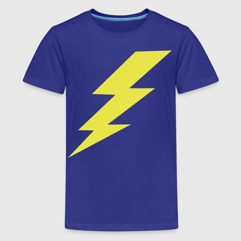 Lightning Bolt - Kids' Premium T-Shirt