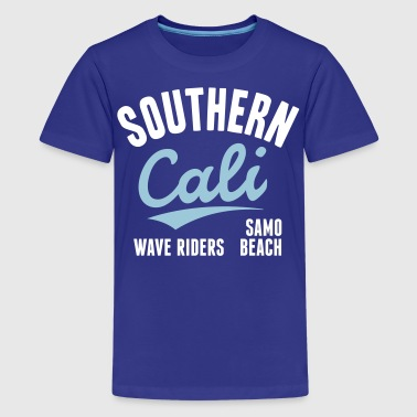 SOUTHERN CALIFORNIA WAVE RIDERS - Kids' Premium T-Shirt