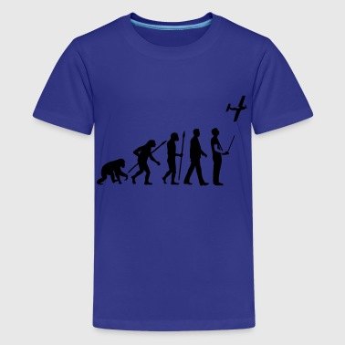 evolution_modellflieger_b_1c - Kids' Premium T-Shirt