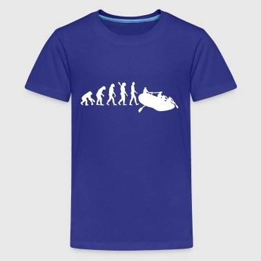 Rafting - Kids' Premium T-Shirt