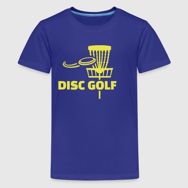 Disc Golf - Kids' Premium T-Shirt