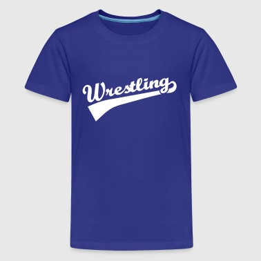 Wrestling - Kids' Premium T-Shirt