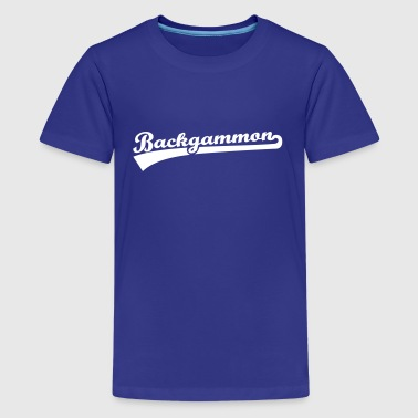 Backgammon - Kids' Premium T-Shirt