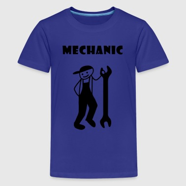 Mechanic - Craftsman - Kids' Premium T-Shirt