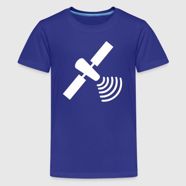Satellite - Kids' Premium T-Shirt