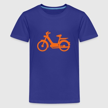 Moped - Kids' Premium T-Shirt