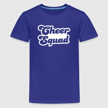 cheer squad cheerleader design - Kids' Premium T-Shirt