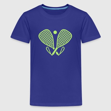 Racquetball - Kids' Premium T-Shirt