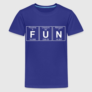 F-U-N (fun) - Full - Kids' Premium T-Shirt