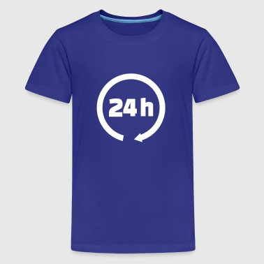 24 hours - Kids' Premium T-Shirt