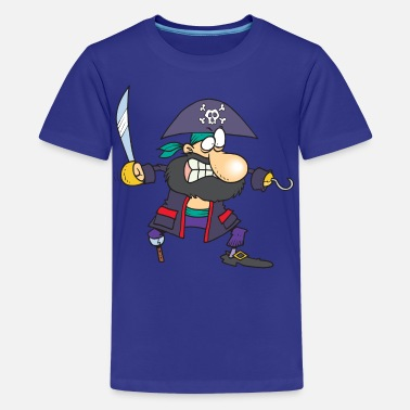 Graphic Pirates Pirate - Kids' Premium T-Shirt