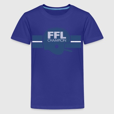 FANTASY FOOTBALL LEAGUE CHAMPION - Kids' Premium T-Shirt