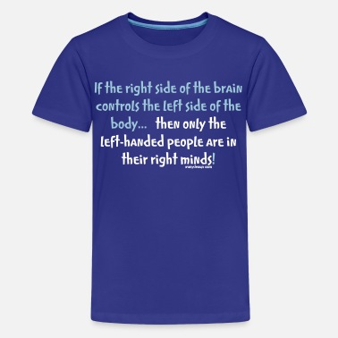 Left Left-handed people - Kids' Premium T-Shirt