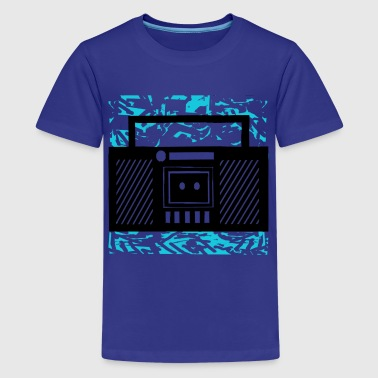 Radio - Kids' Premium T-Shirt