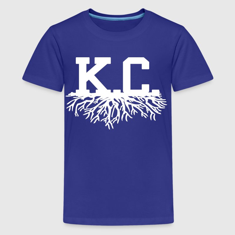 Kansas City Roots Clothing Apparel Shirts - Kids' Premium T-Shirt