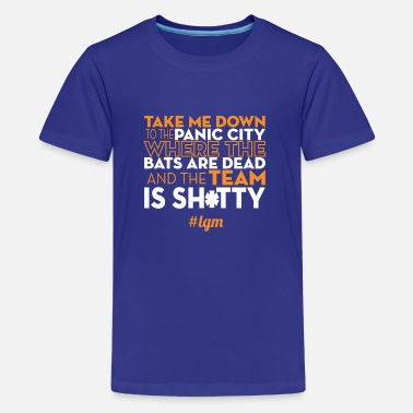 Widespread Panic Take Me Down To Panic City - Kids' Premium T-Shirt