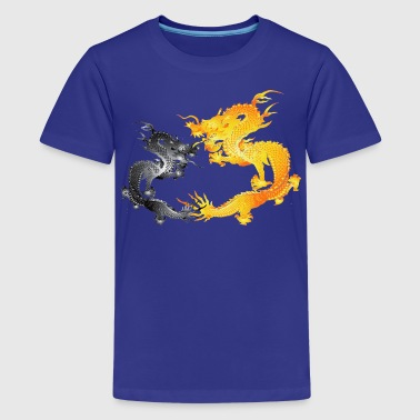 dragons - Kids' Premium T-Shirt
