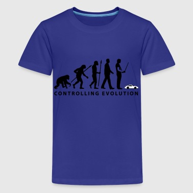 evolution_modellbauto_c_2c - Kids' Premium T-Shirt
