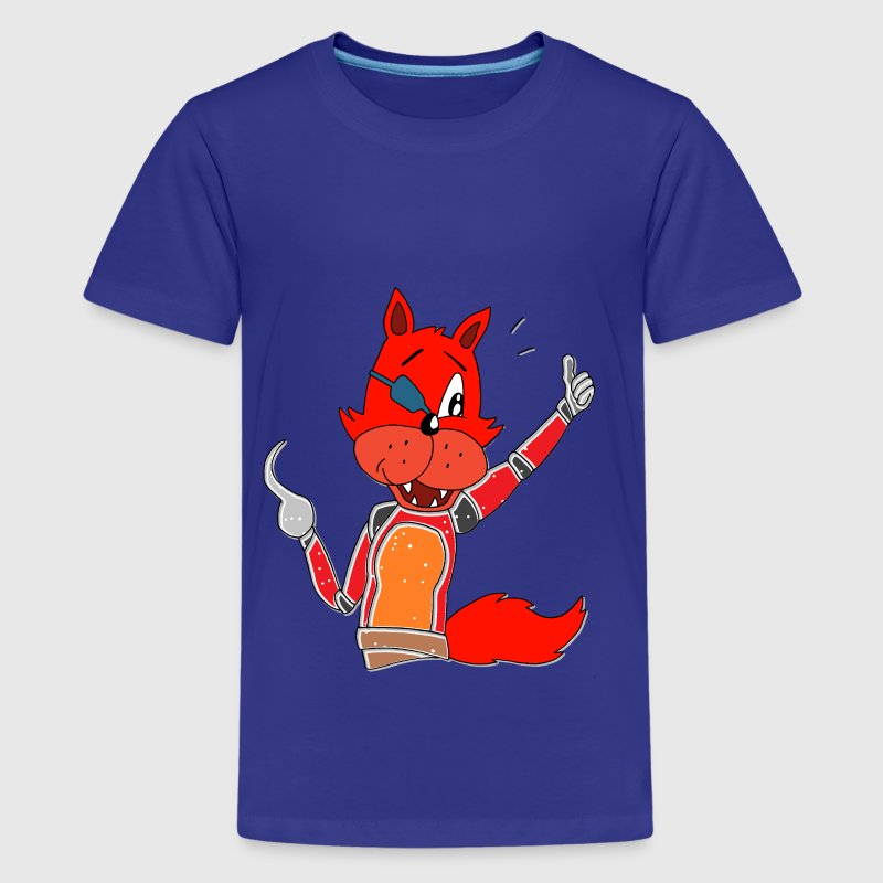 Cute Foxy - Kids' Premium T-Shirt