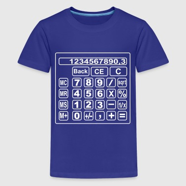 math calculator - Kids' Premium T-Shirt