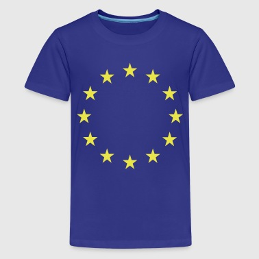 European Union Flag - Kids' Premium T-Shirt