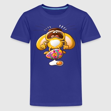 Desperated Easter Bunny - Kids' Premium T-Shirt