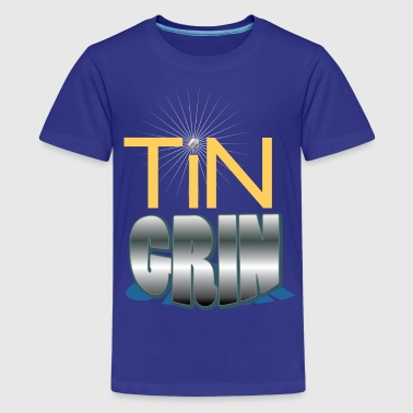tin grin - Kids' Premium T-Shirt