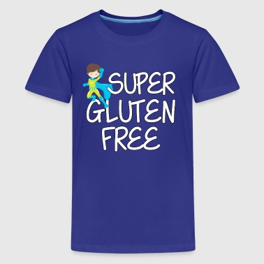 Gluten Free Super Kid - Kids' Premium T-Shirt
