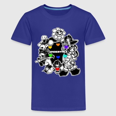 undertale - Kids' Premium T-Shirt