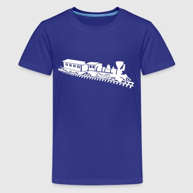 Model railroad - Kids' Premium T-Shirt