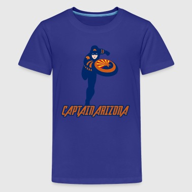 captain arizona - Kids' Premium T-Shirt