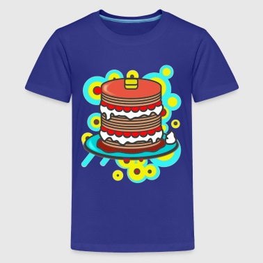 Pud Pudding - Kids' Premium T-Shirt