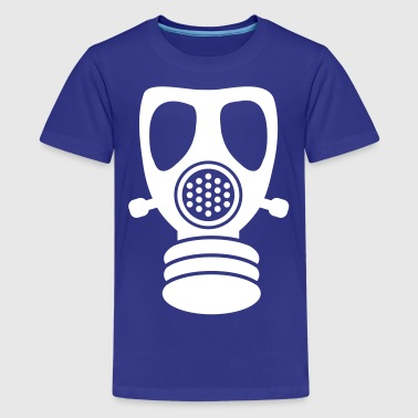 Gas mask - Kids' Premium T-Shirt