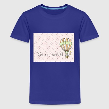 invitation - Kids' Premium T-Shirt