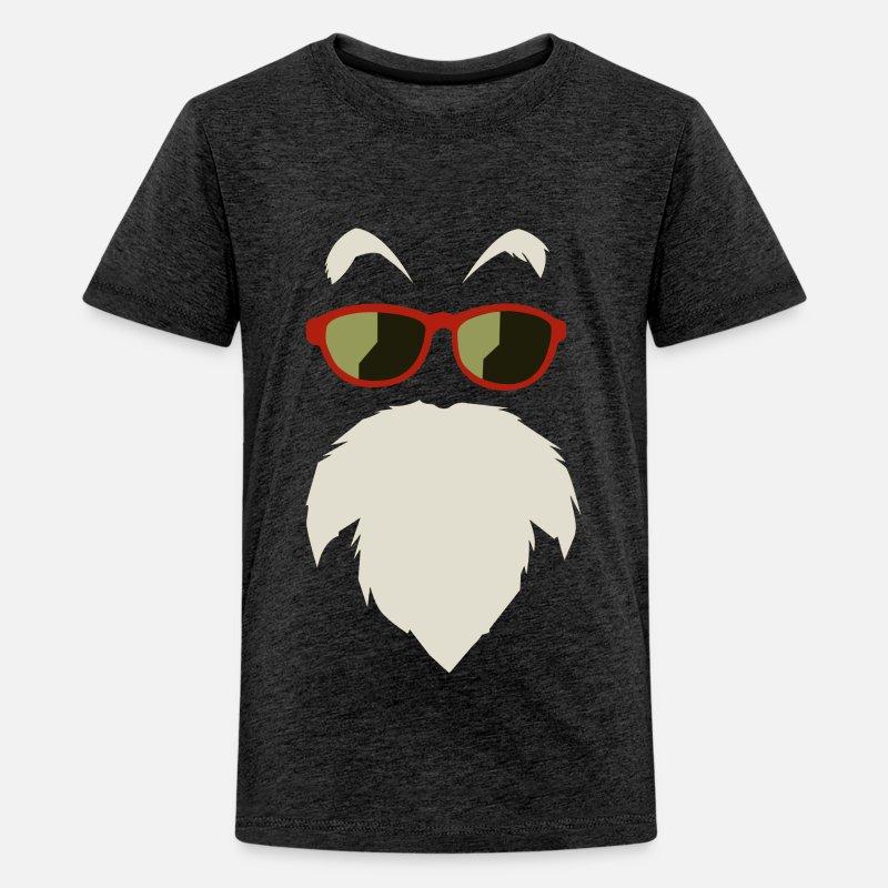 94b08c7a834 Supreme Master Roshi Dragon Ball Men s T Shirt t shirt all Source · master  roshi Kids Premium T Shirt Spreadshirt