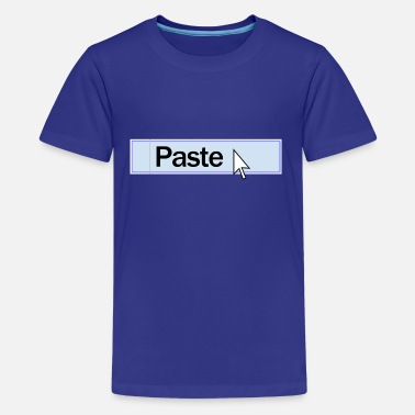 Paste couple_copy_paste - Kids' Premium T-Shirt
