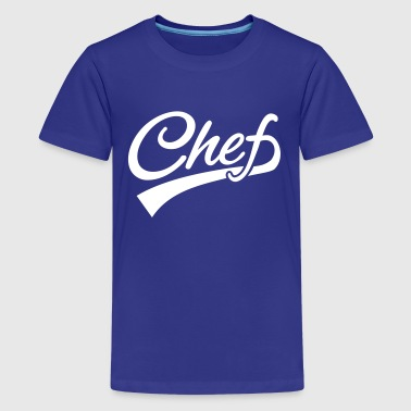 Chef Chef Works Chef - Kids' Premium T-Shirt