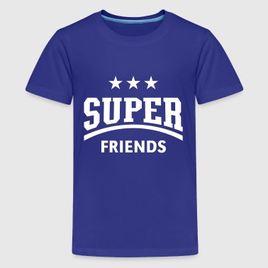 Equipo Super Friends - Kids' Premium T-Shirt