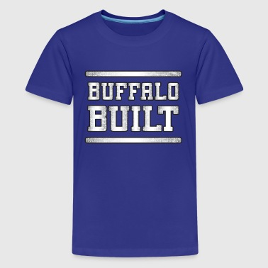 Buffalo Built Clothing Apparel Shirt - Kids' Premium T-Shirt
