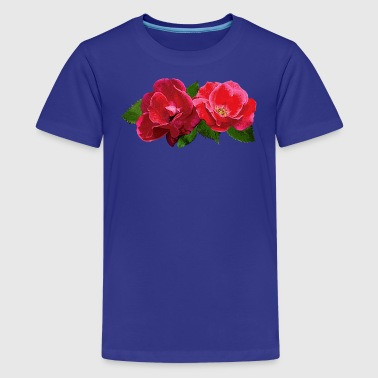 Rose Knockout - Kids' Premium T-Shirt