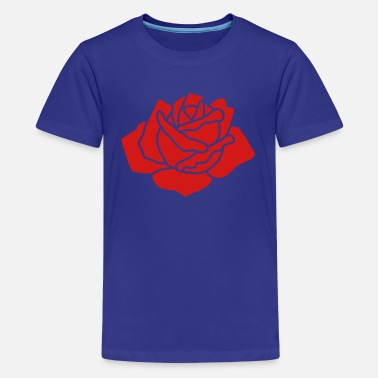 The rose Rose - Kids' Premium T-Shirt