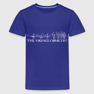 The Vikings Cometh - Kids' Premium T-Shirt