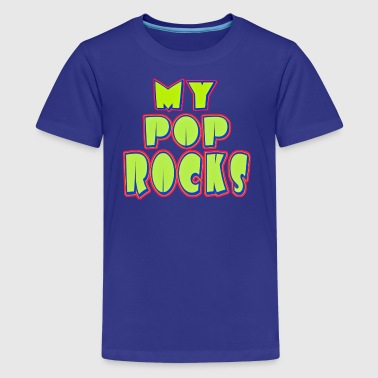 MY POP ROCKS - Kids' Premium T-Shirt