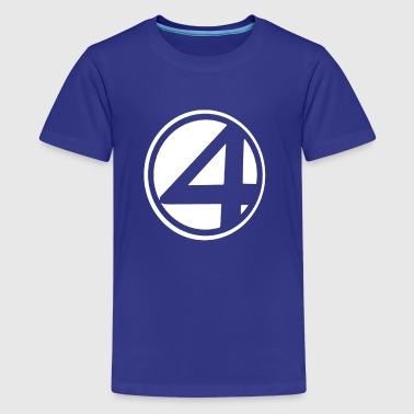 four - Kids' Premium T-Shirt