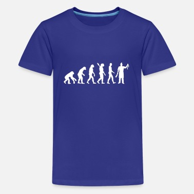 Evolution Butcher Butcher - Kids' Premium T-Shirt