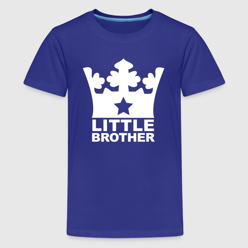 I am the Little Brother - Kids' Premium T-Shirt