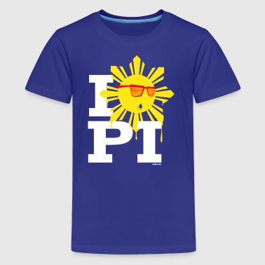 I Love the Philippines Tee - Kids' Premium T-Shirt