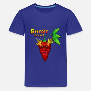 Pepper Ghost Pepper - Kids' Premium T-Shirt