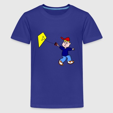 kite - Kids' Premium T-Shirt