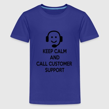 6061912 122552662 Helpline - Kids' Premium T-Shirt